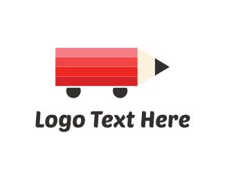 Pencil - Pencil Car logo design