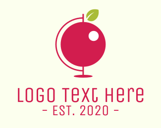 Cherry - Cherry Atlas logo design
