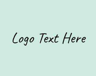 Casual - Casual Handwriting logo design