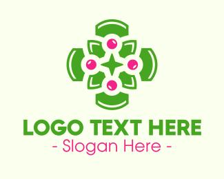 Farm - Berry Farm logo design