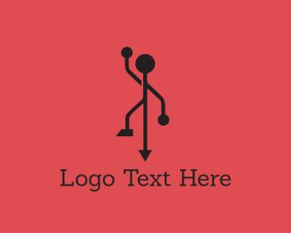 Stationery - Standarp logo design