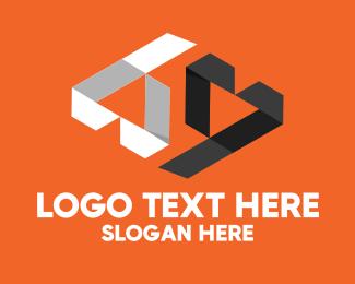 Architecture - Abstract & Geometric logo design