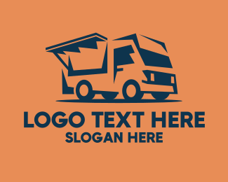 Mobile Restaurant - Food Truck logo design