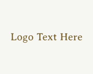 Publishing - Vintage Typewriter Wordmark logo design