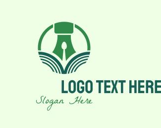 Agriculture - Agricultural Food Pen logo design