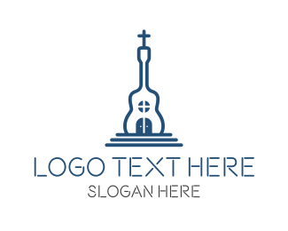 Christian - Christian Church Music logo design