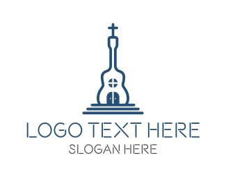 Catholic - Church Music logo design
