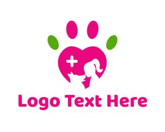 Paw - Paw Hospital logo design