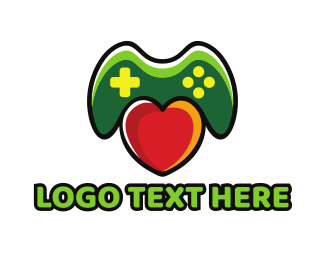 Gaming - Love Gaming logo design