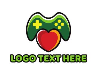 Gaming - Love Gaming logo design
