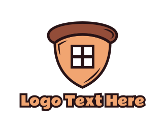Illustrative - Acorn Housing logo design