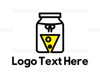 Catering - Cheese Jar logo design