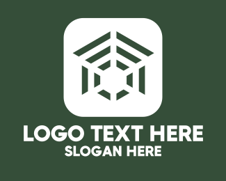 Digital App - Technology Mobile App logo design