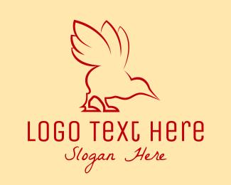 Quail - Quail Poultry Farm logo design