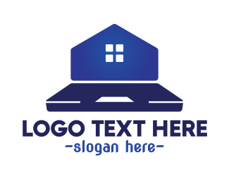 Laptop - Laptop Housing  logo design