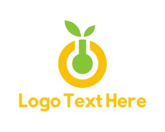 Eco Energy - Eco Laboratory logo design