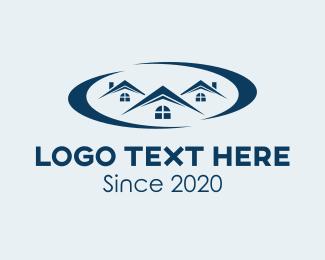 Neighbourhood - Realty Home Subdivision  logo design