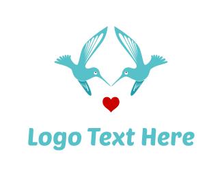 Family - Bird Love logo design