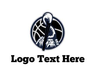 Pelican - White Pelican logo design
