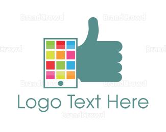 Approval - Phone Approval logo design