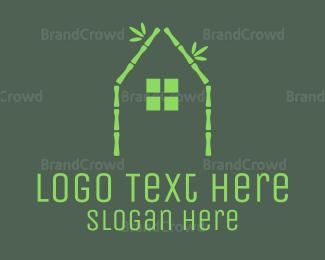 Bamboo - Bamboo Home logo design