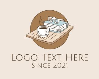 Study - Study Cafe logo design