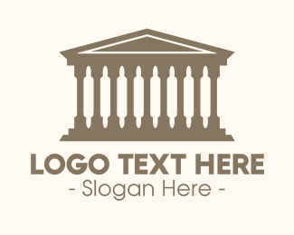 Roman - Ancient Bakery logo design