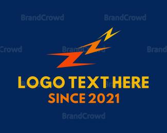Lettermark Z - Triple Z logo design