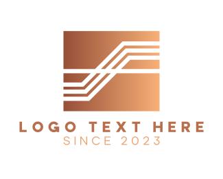 Business Solutions - Digital Computer Technological Company logo design