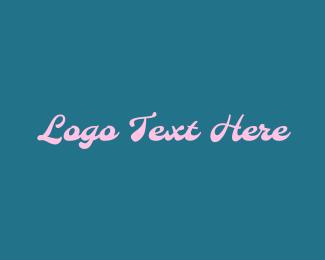 Vintage Wordmark Logo