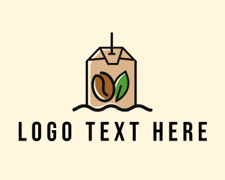 Bag - Coffee & Tea Bag  logo design