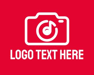 Photo Editor - Music Photography logo design