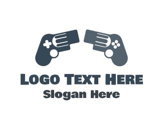 Pistol - Gaming Pistols logo design