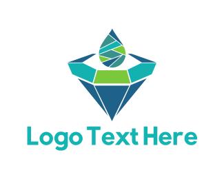 Blue Diamond Logo