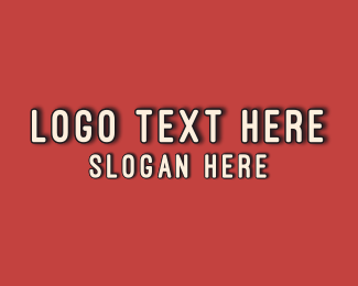 Word - Bright Fashion Wordmark logo design