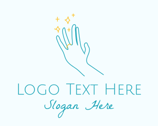 Wedding Proposal - Engagement Wedding Ring logo design