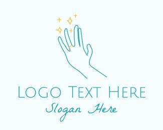 Wedding - Engagement Wedding Ring logo design