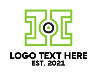 Field - Soccer Field logo design