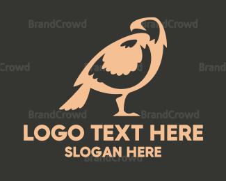 Bird - Bird's Eye logo design