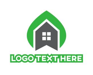Leaf House Logo