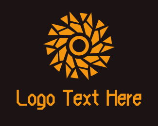 Ecological - Star Circle logo design