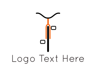 Cycling - Bicycle Lines logo design