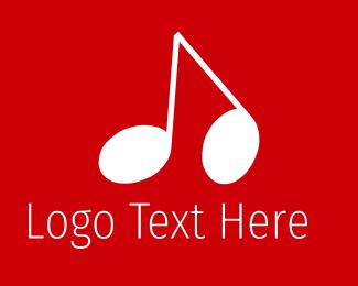Instrument - Musical Note logo design
