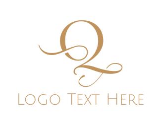"""Elegant Letter Q"" by ArtAngelus"