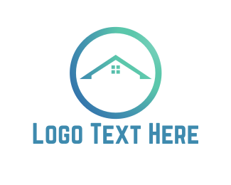 Foundations - Mint House logo design