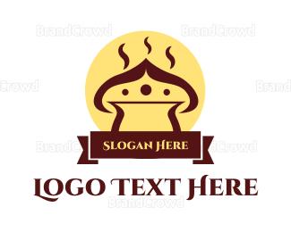 Restaurant - Indian Restaurant logo design