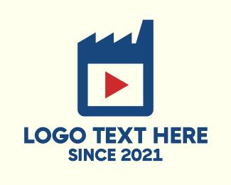 Recording - Movie Industry logo design