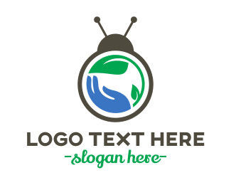 Care - Bug Care logo design