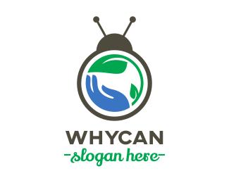 Bug Bug Care logo design