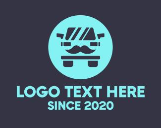 Trucking - Mister Truck Car logo design